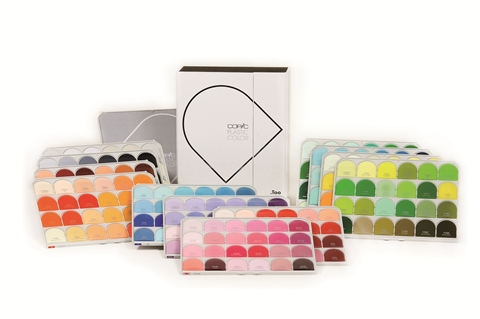 Picture of Copic Plastic Colour-Solid Chips