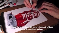 Colouring With Copic - By Stephen Ward