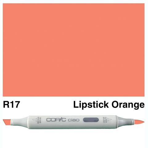 Picture of Copic Ciao R17-Lipstick Orange