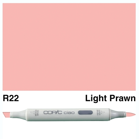 Picture of Copic Ciao R22-Light Prawn