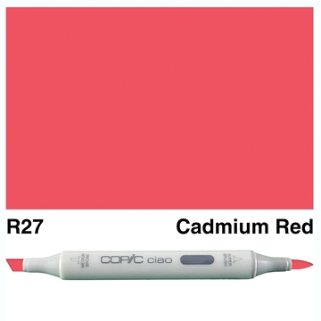 Picture of Copic Ciao R27-Cadmium Red