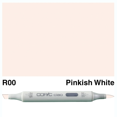 Picture of Copic Ciao R00-Pinkish White