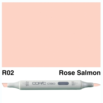 Picture of Copic Ciao R02-Rose Salmon