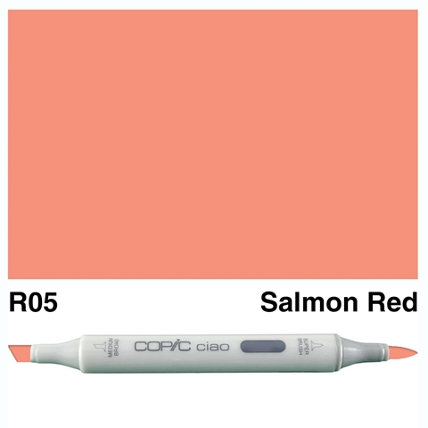 Picture of Copic Ciao R05-Salmon Red