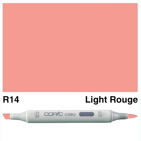 Picture of Copic Ciao R14-Light Rouge