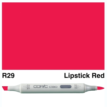 Picture of Copic Ciao R29-Lipstick Red