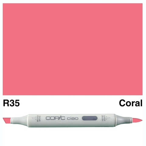 Picture of Copic Ciao R35-Coral
