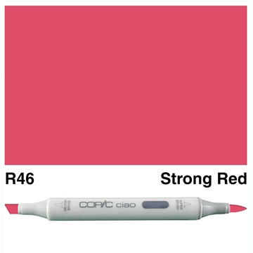 Picture of Copic Ciao R46-Strong Red
