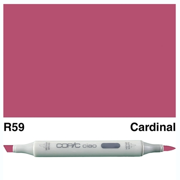 Picture of Copic Ciao R59-Cardinal