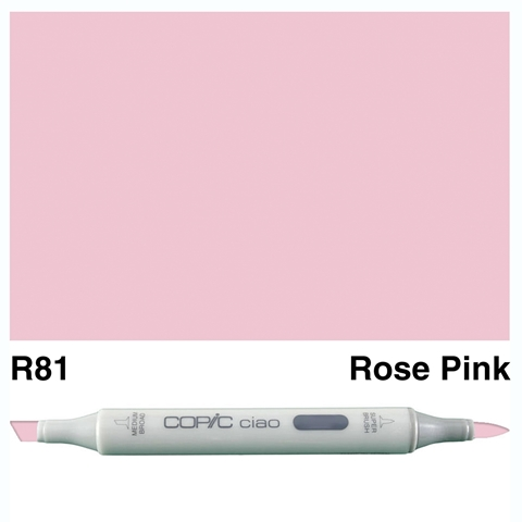 Picture of Copic Ciao R81-Rose Pink