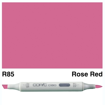 Picture of Copic Ciao R85-Rose Red