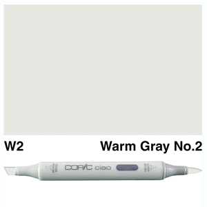 Picture of Copic Ciao W2-Warm Gray No.2
