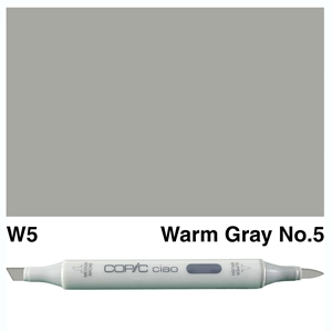 Picture of Copic Ciao W5-Warm Gray No.5