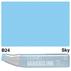 Picture of Copic Ink B24-Sky