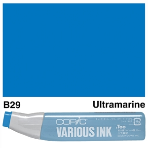 Picture of Copic Ink B29-Ultramarine