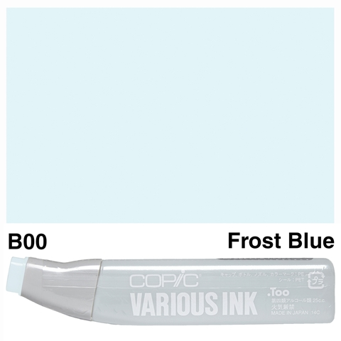 Picture of Copic Ink B00-Frost Blue