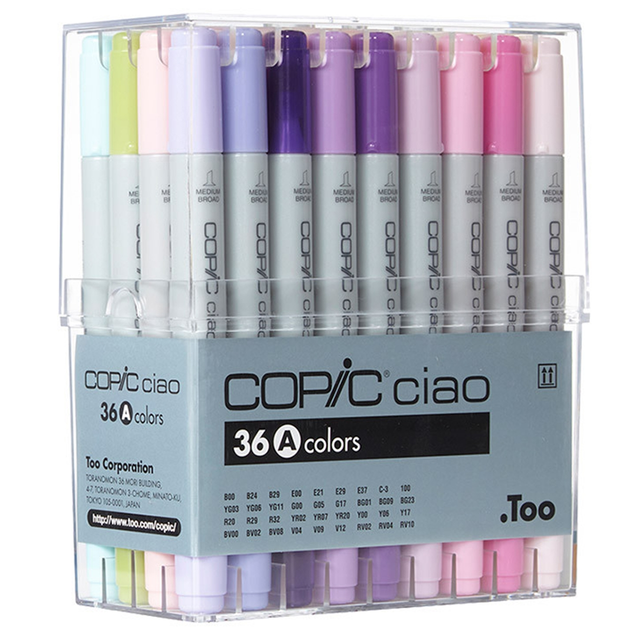 ciao copic marker