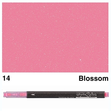 Picture of at you Spica Glitter Pen Blossom