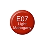 Picture of Copic Ink E07 - Light Mahogany 12ml