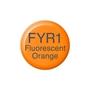 Picture of Copic Ink FYR1 - Fluorescent Orange 12ml
