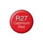 Picture of Copic Ink R27 - Cadmium Red 12ml