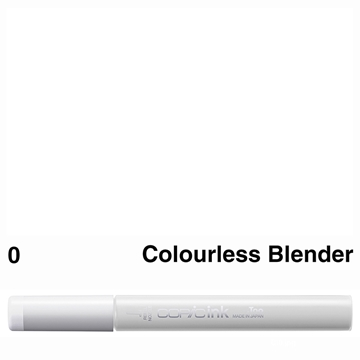 Picture of Copic Ink 0 - Colourless Blender 12ml