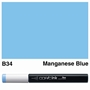 Picture of Copic Ink B34 - Manganese Blue 12ml