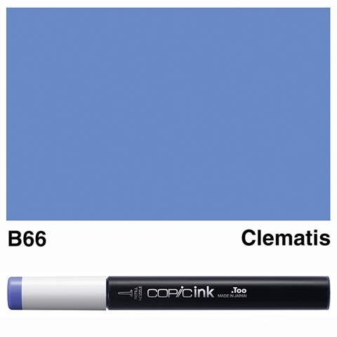 Picture of Copic Ink B66 - Clematis 12ml