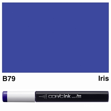 Picture of Copic Ink B79 - Iris 12ml