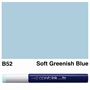 Picture of Copic Ink B52 - Soft Greenish Blue 12ml