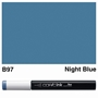 Picture of Copic Ink B97 - Night Blue 12ml