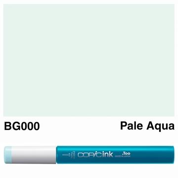 Picture of Copic Ink BG000 - Pale Aqua 12ml