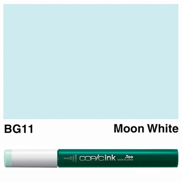 Picture of Copic Ink BG11 - Moon White 12ml