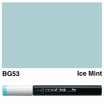 Picture of Copic Ink BG53 - Ice Mint 12ml