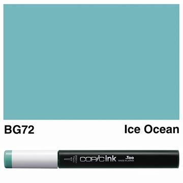 Picture of Copic Ink BG72 - Ice Ocean 12ml