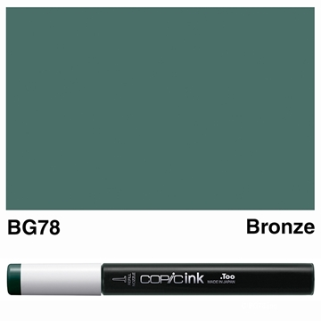 Picture of Copic Ink BG78 - Bronze 12ml