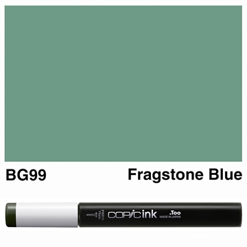 Picture of Copic Ink BG99 - Fragstone Blue 12ml
