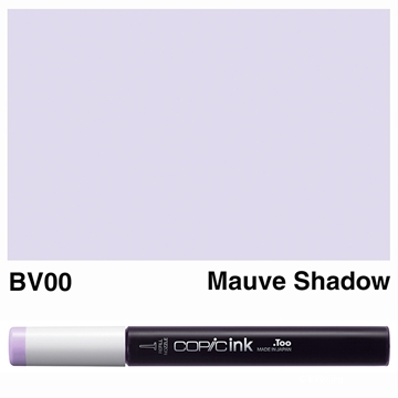 Picture of Copic Ink BV00 - Mauve Shadow 12ml