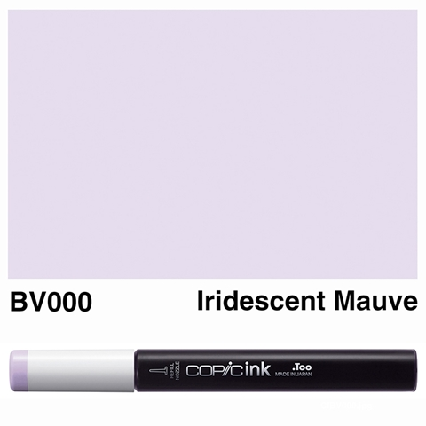 Picture of Copic Ink BV000 - Iridescent Mauve 12ml