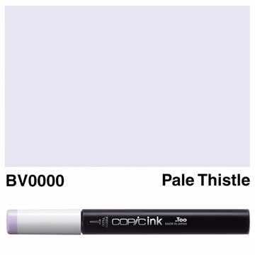 Picture of Copic Ink BV0000 - Pale Thistle 12ml