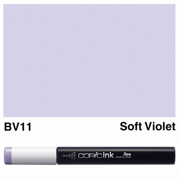 Picture of Copic Ink BV11 - Soft Violet 12ml