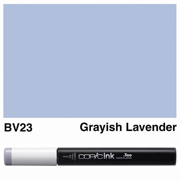 Picture of Copic Ink BV23 - Grayish Lavender 12ml