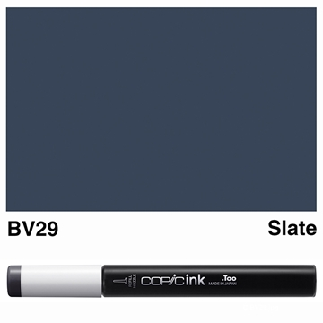 Picture of Copic Ink BV29 - Slate 12ml