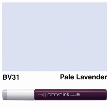 Picture of Copic Ink BV31 - Pale Lavender 12ml