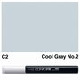 Picture of Copic Ink C2 - Cool Gray No.2 12ml