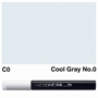 Picture of Copic Ink C0 - Cool Gray No. 0 12ml