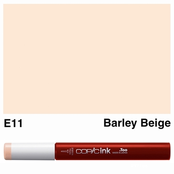 Picture of Copic Ink E11 - Barley Beige 12ml