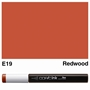 Picture of Copic Ink E19 - Redwood 12ml