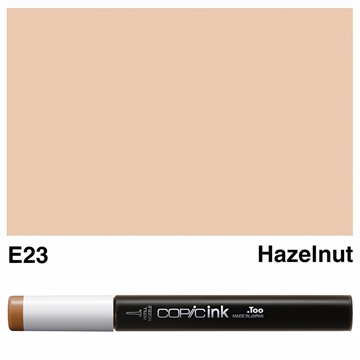 Picture of Copic Ink E23 - Hazelnut 12ml