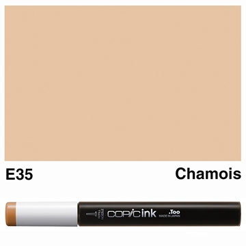 Picture of Copic Ink E35 - Chamois 12ml